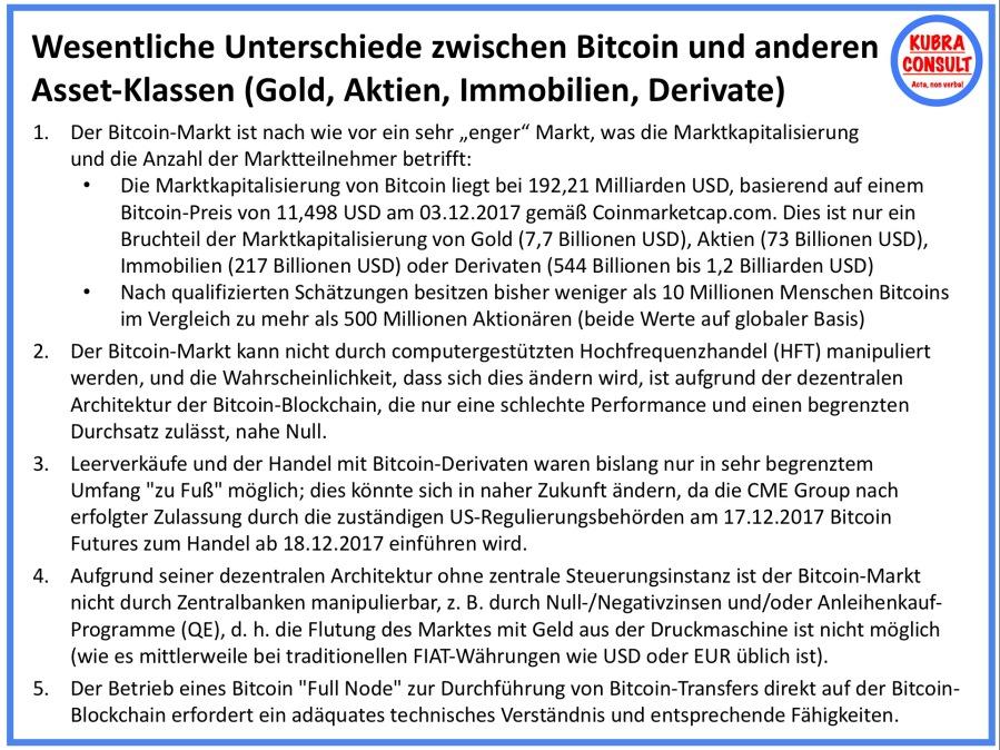 2017-12-03_KuBra Consult - Wesentliche Unterschiede zwischen Bitcoin und anderen Asset-Klassen (white layout)