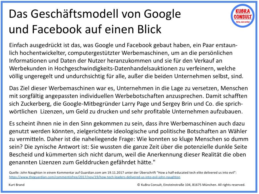 2017-11-19_KuBra Consult - Das Geschäftsmodell von Google und Facebook auf einen Blick (white layout)