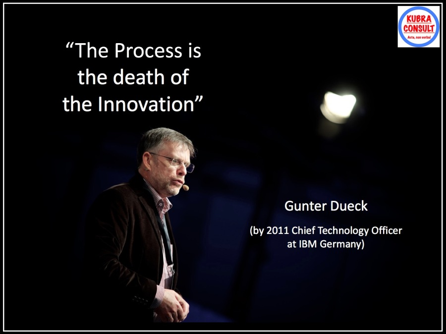 2017-11-10_KuBra Consult - The Process is the Death of the Innovation