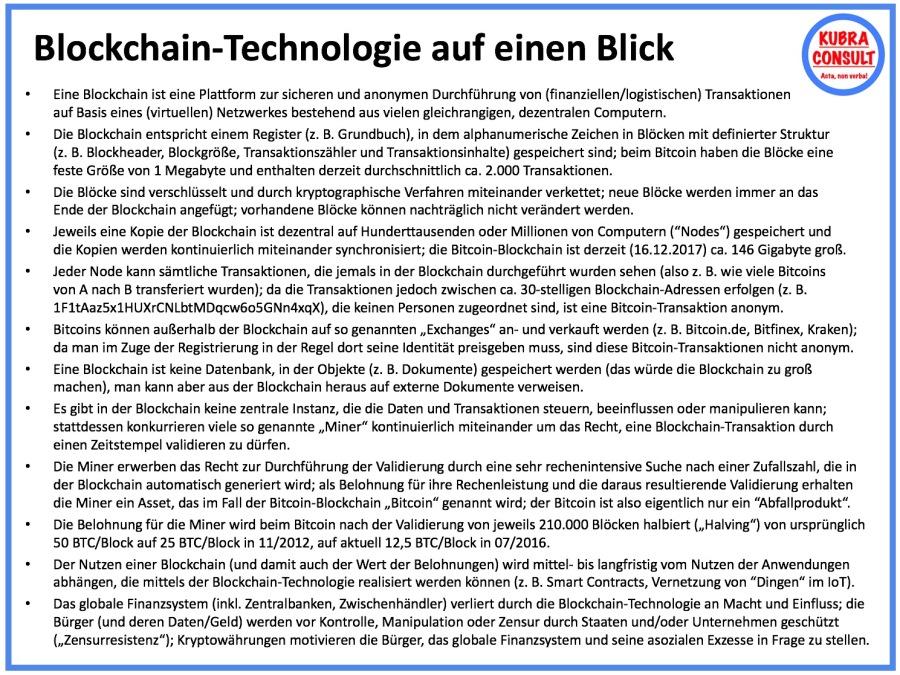 2017-12-17_KuBra Consult - Blockchain-Technologie auf einen Blick (white layout)
