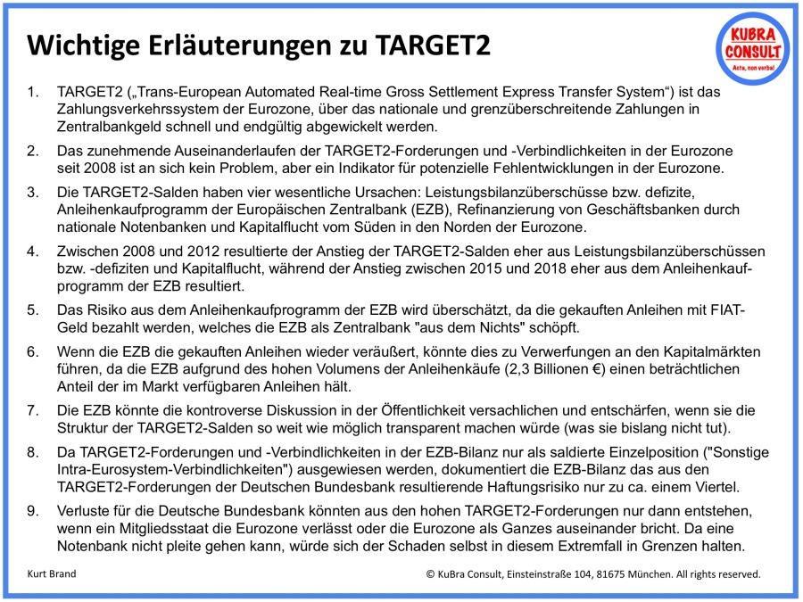 2018-07-10_KuBra Consult - Wichtige Erläuterungen zu TARGET2